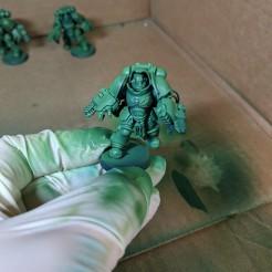 4. Sick Green / Scorpy Green